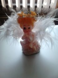 Ангелче от полирезин
