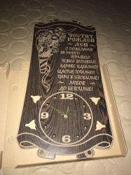 Часовник  от фазер голям