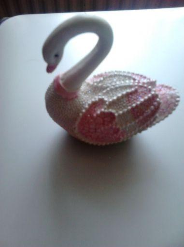 Лебед от полирезин