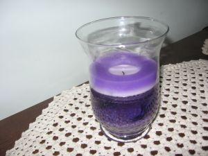 Голяма свещ за украса