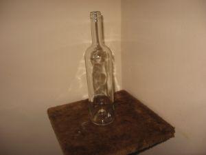 Бутилка за вино-бяло стъкло