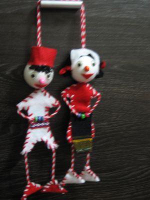Парцалени кукли