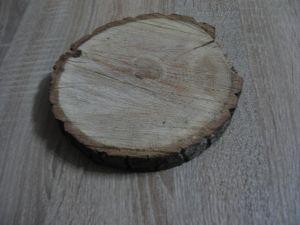 Малко дървено трупче-мин.количество 5 бр.