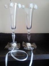 Ритуални чаши с украса