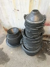 Пластмасов кош за дамаджана  от 5 до 15 л.