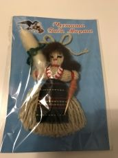 Баба Марта с хурка и вретено-мин.кол. 2 бр.