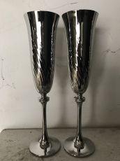 Ритеални чаши метализирани модел 2