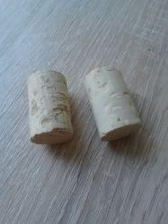 Коркови тапи от натурален корк
